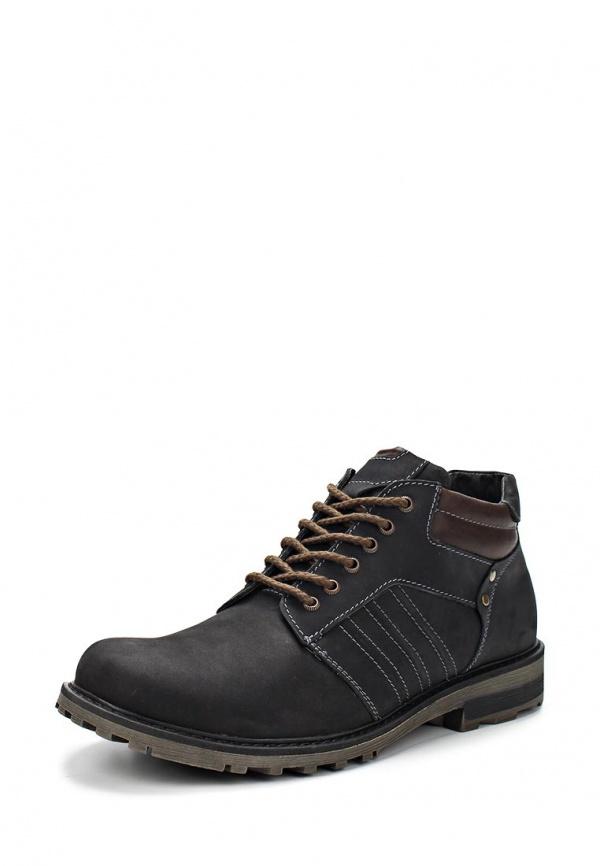Ботинки iD active 648715/10-01MG чёрные