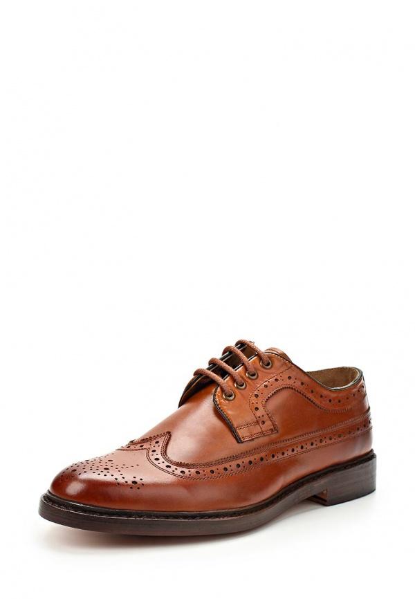 Туфли Paolo Vandini PX-HORATIO коричневые
