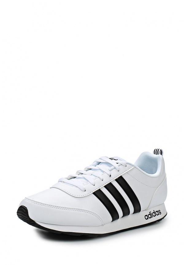 Кроссовки adidas Neo F97849 белые, чёрные