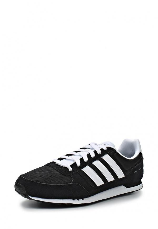 Кроссовки adidas Neo F97873 чёрные