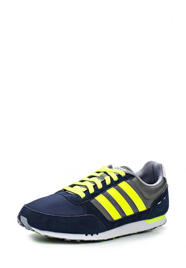 Кроссовки adidas Neo F97876 синие
