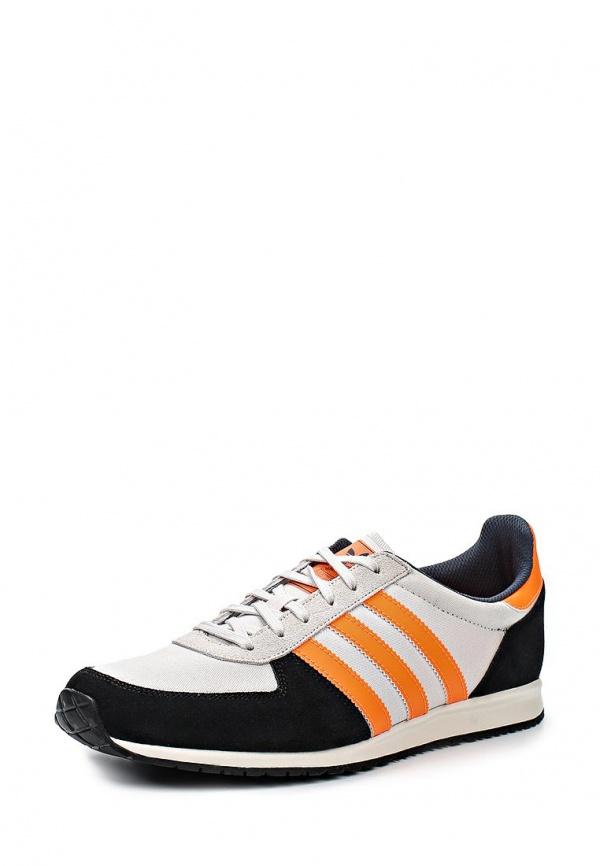 Кроссовки adidas Originals B39919 оранжевые, серые, чёрные