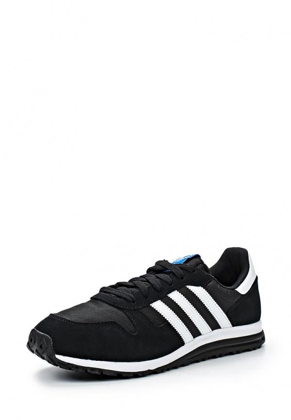 Кроссовки adidas Originals M19150 белые, чёрные
