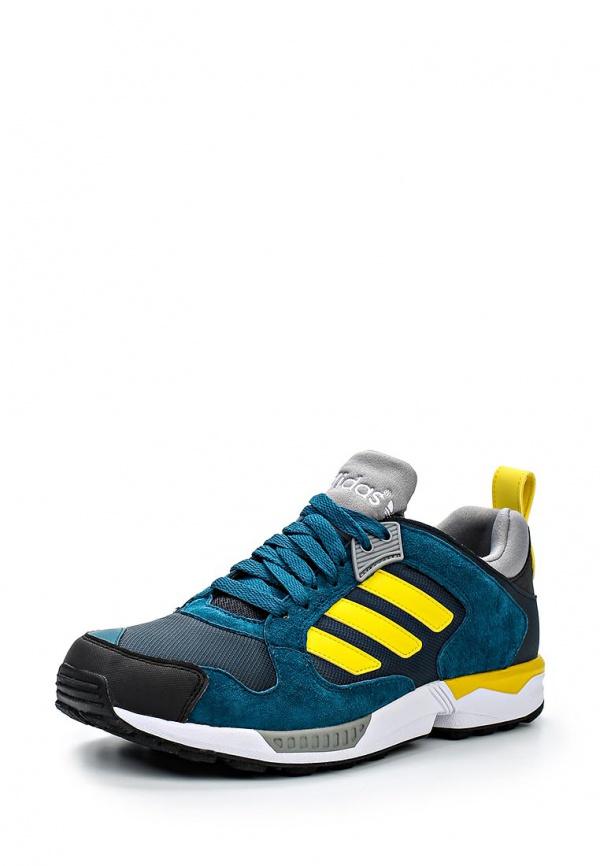 Кроссовки adidas Originals M19349 жёлтые, синие