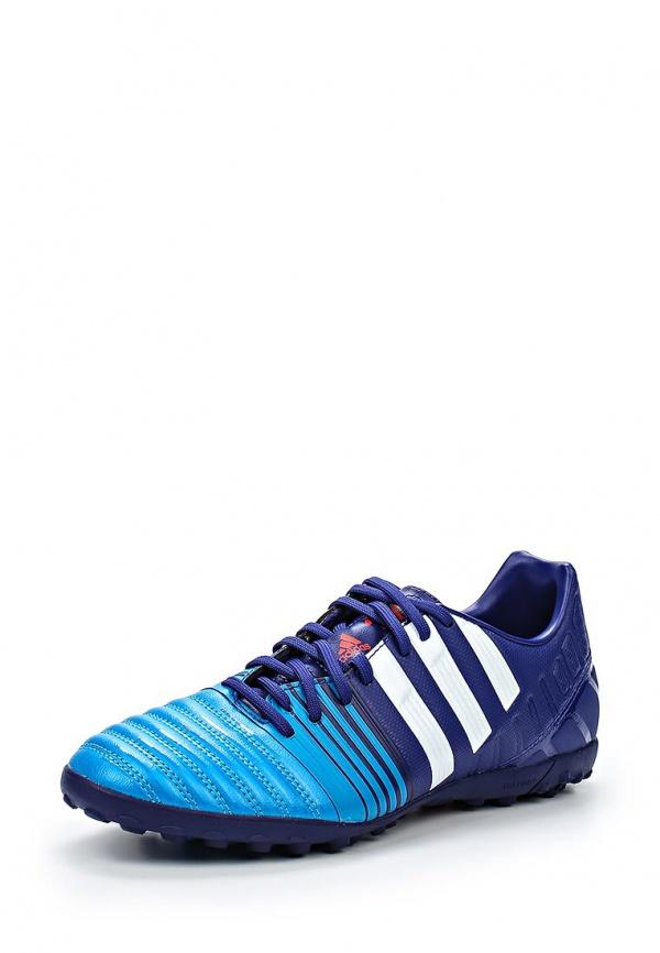 Шиповки adidas Performance M29270 синие
