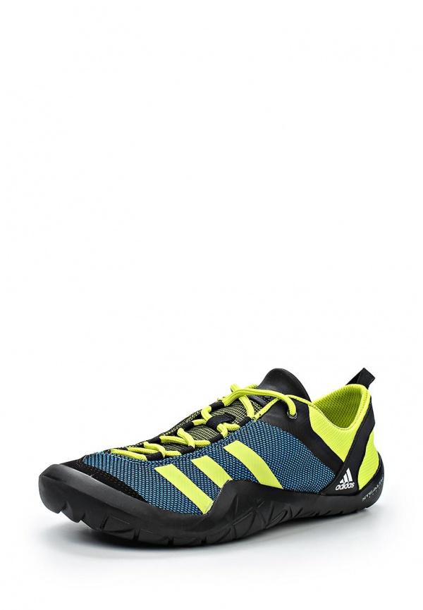 Акваобувь adidas Performance M19005 жёлтые, синие