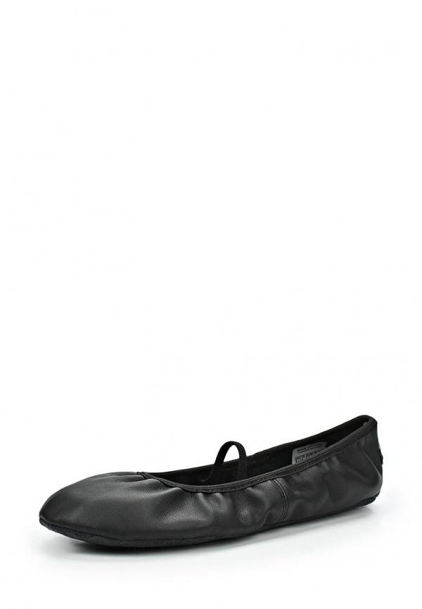 Балетки Reebok M43372 чёрные