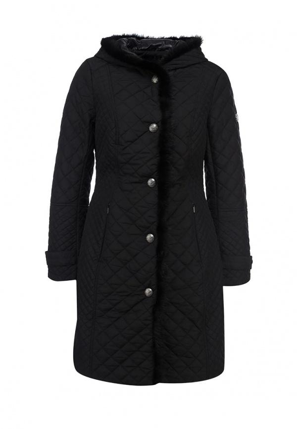 Куртка утепленная FiNN FLARE A14-11018 чёрные