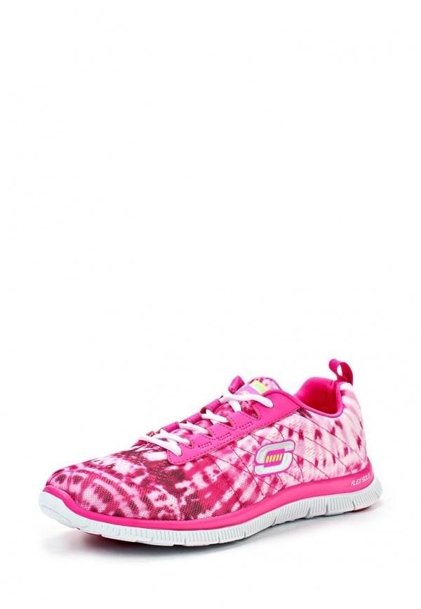 Кроссовки Skechers 11884 розовые