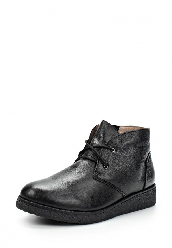 Ботинки Spur SM2754_51_01_BLACK чёрные