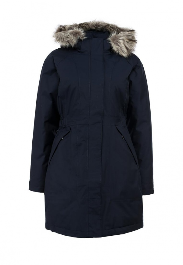 Пуховик North Face T0CMH3H2G синие