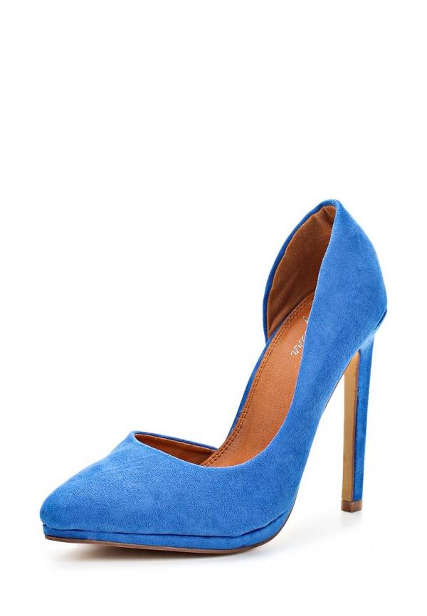 Туфли Spurr SMRSS14025 синие