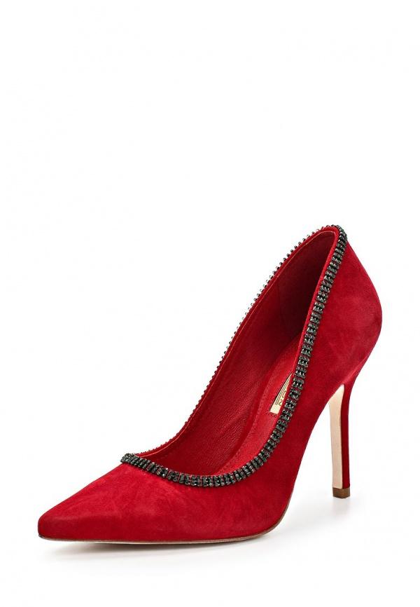Туфли Buffalo London 295X-049 красные