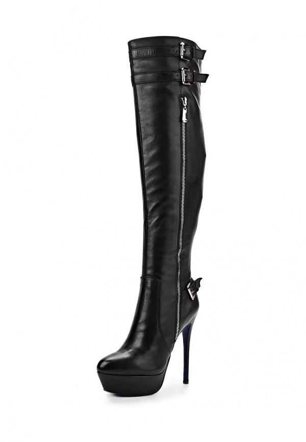 Ботфорты Just Couture Y892-193 чёрные