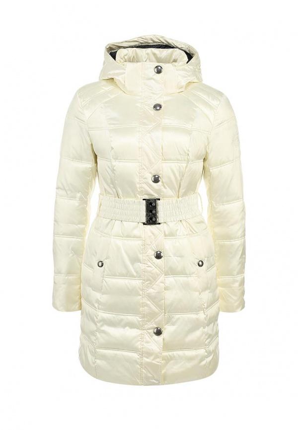 Куртка утепленная FiNN FLARE A14-32005 белые