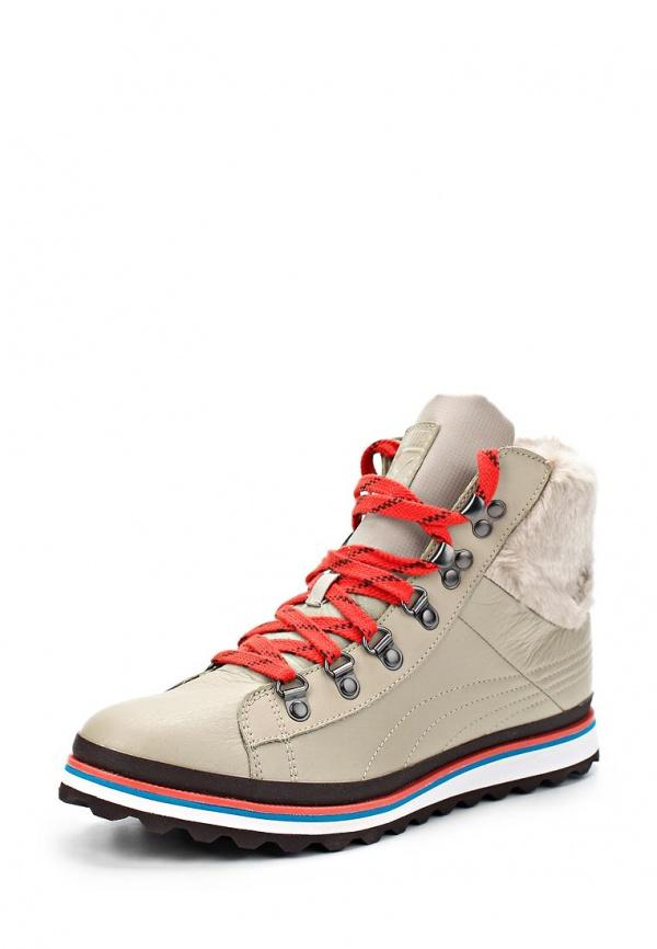 Ботинки Puma 35372401 серые