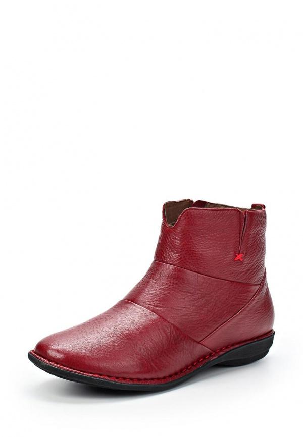 Ботинки Spur SM2541_53_08_RED красные
