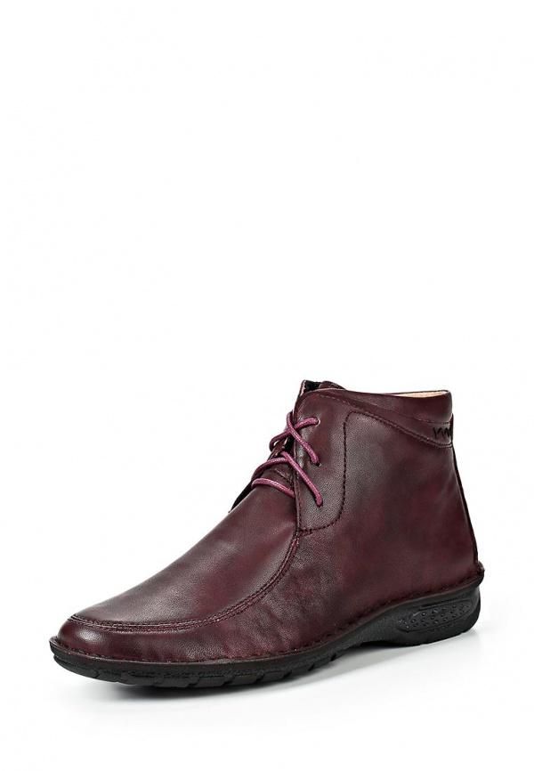 Ботинки Spur SM2906_01_25_VIOLET фиолетовые