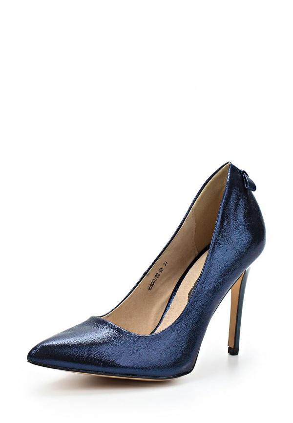 Туфли J&Elisabeth 959001/03-05 синие