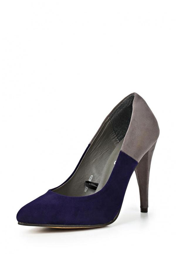 Туфли Jennyfer ACH14YESCBIC серые, синие
