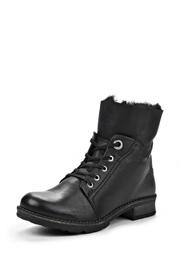 Ботинки VELVET 22052-TSK-01-KM чёрные
