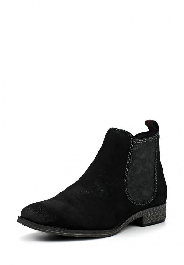Ботинки Tamaris 1-1-26951-33-001/220 чёрные
