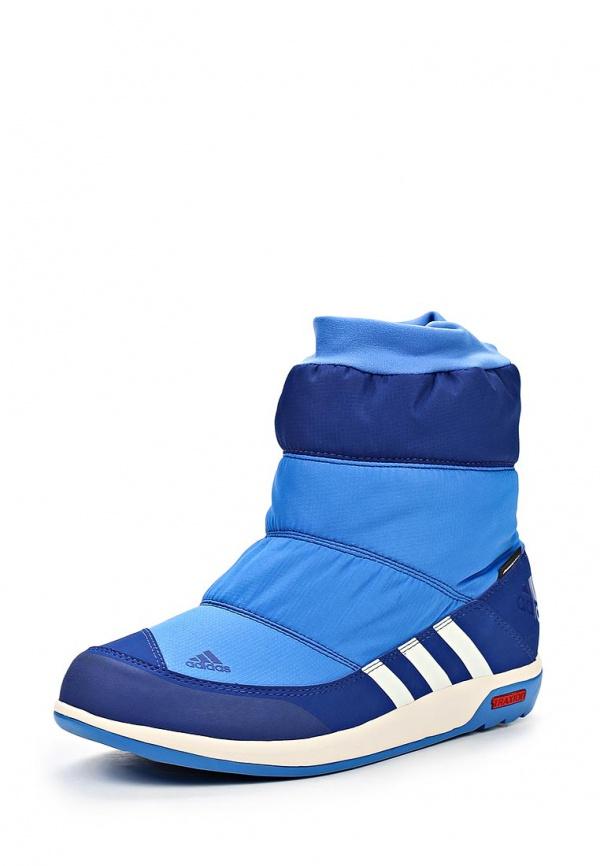 Дутики adidas Performance Q21389 синие