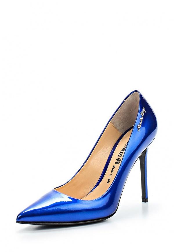 Туфли Nando Muzi DE51VAS синие