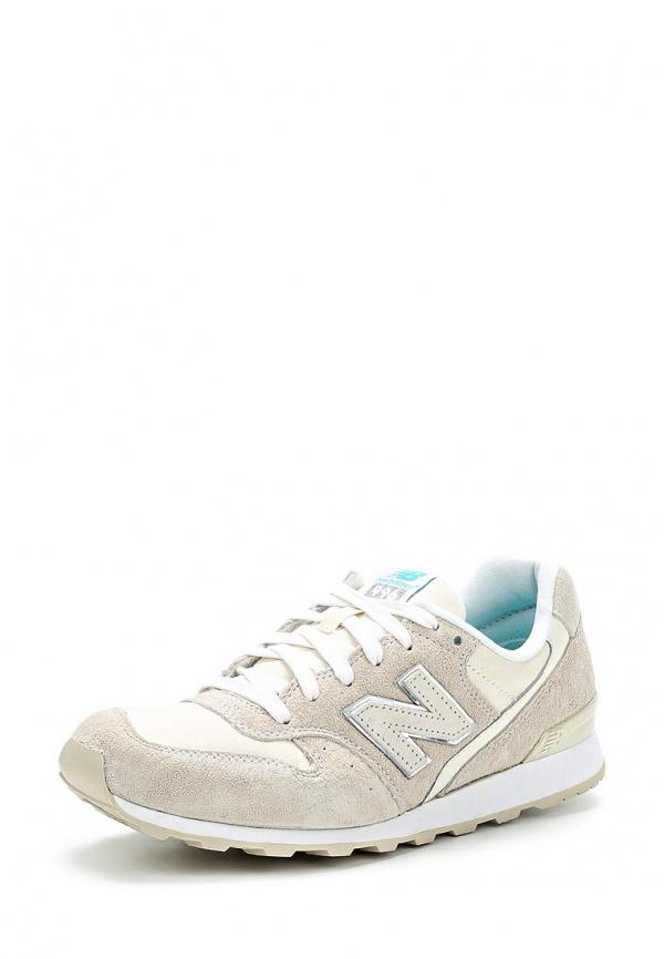 Кроссовки New Balance WR996EA белые