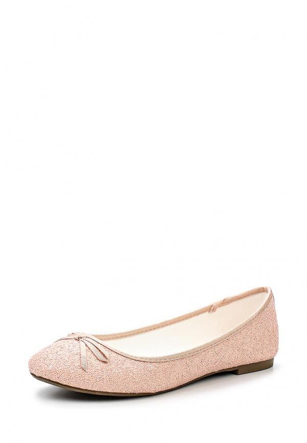 Балетки Dorothy Perkins 19924311 розовые