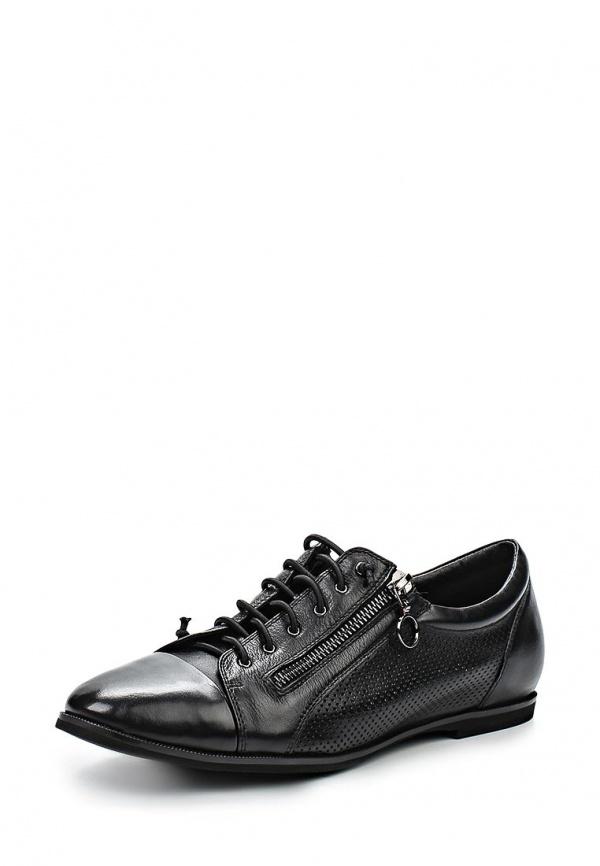 Ботинки Sinta 618-6-H1816HB-M чёрные