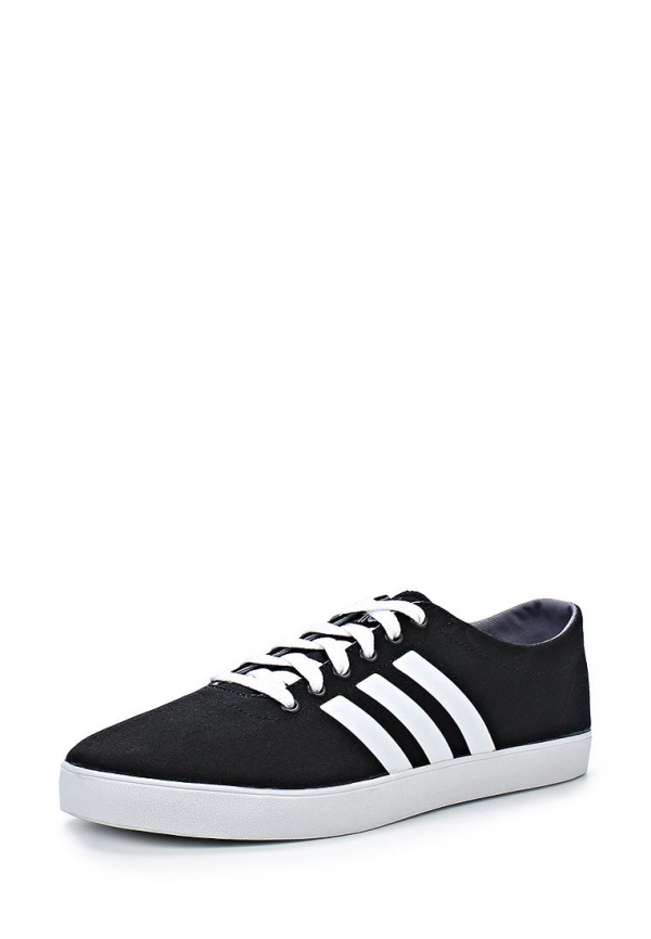 Кроссовки adidas Neo F97897 белые, чёрные