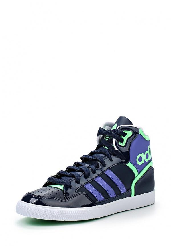 Кеды adidas Originals M19459 мультиколор, синие