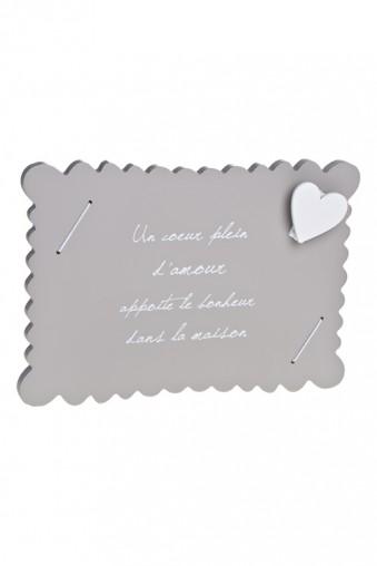 """Украшения на стену Украшение для интерьера с держателем для фото """"Любовь"""""""