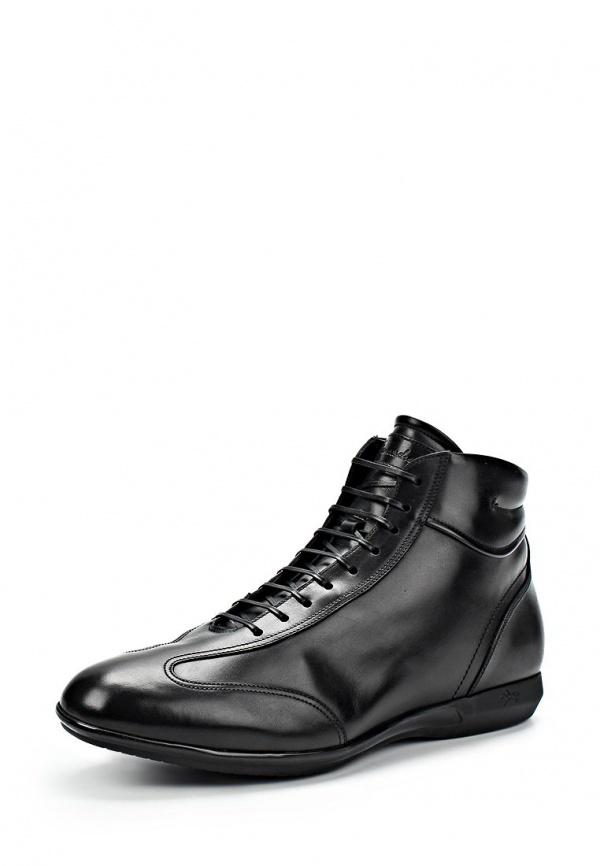 Ботинки Franceschetti 771012 чёрные