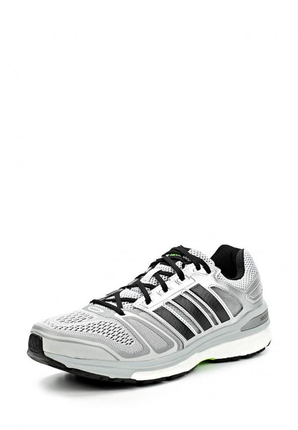 Кроссовки adidas Performance M29715 серые