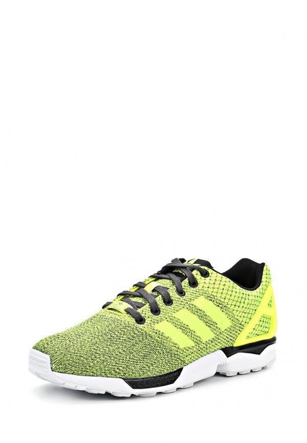 Кроссовки adidas Originals M29092 жёлтые, зеленые