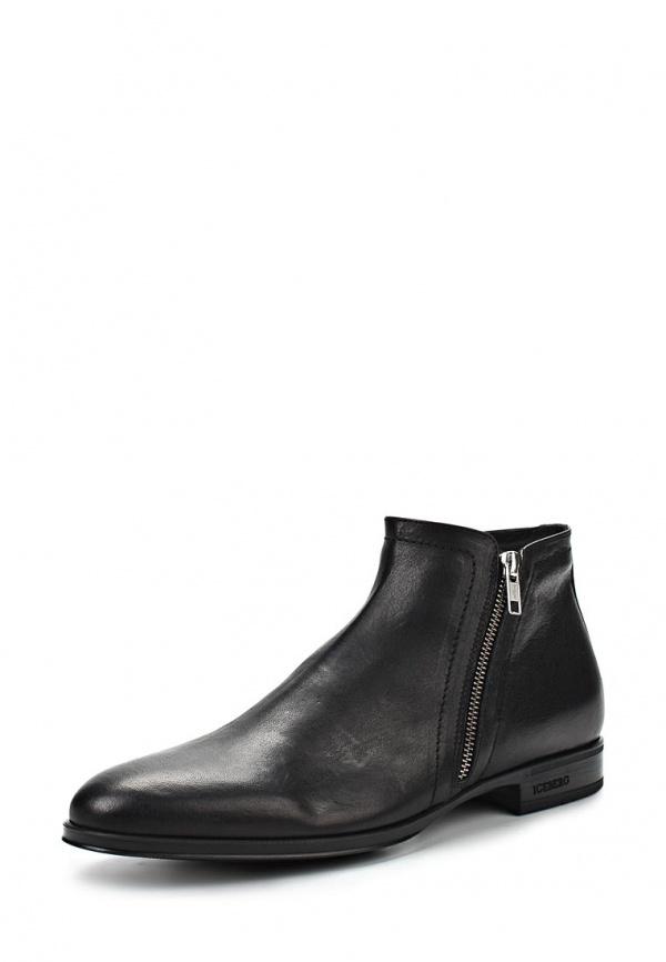 Ботинки Iceberg IU144 чёрные