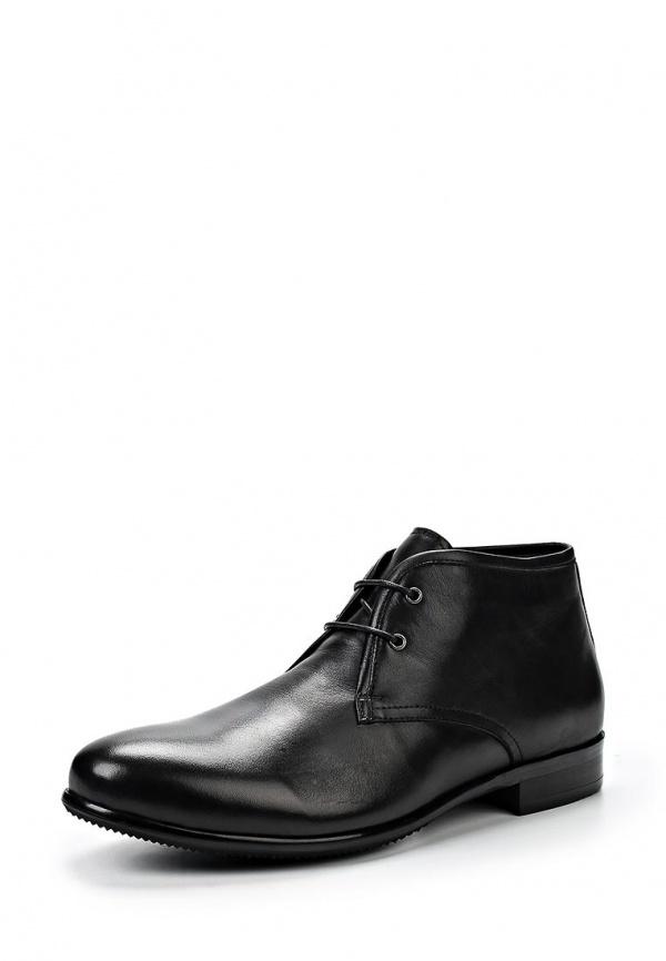Ботинки Mascotte 43-422531-0102 чёрные