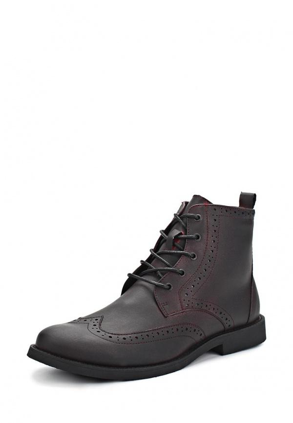 Ботинки McCrain FW14MCS202 коричневые