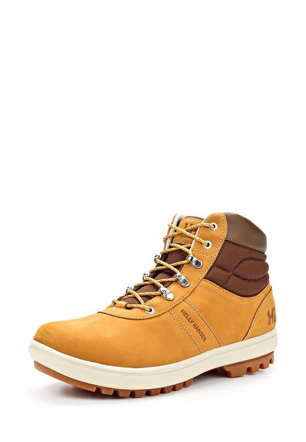 Ботинки Helly Hansen 10824 коричневые