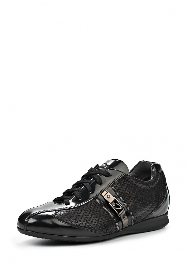 Кроссовки Guardiani Sport SU69316C чёрные