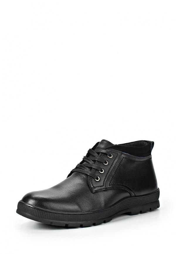 Ботинки Dodgio 604-00BZC-3C чёрные