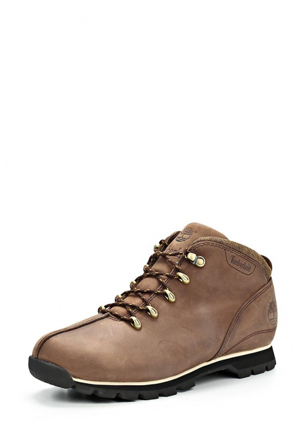 Ботинки Timberland TBL6838AM коричневые