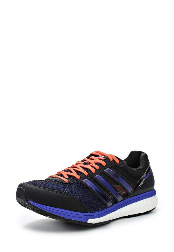 Кроссовки adidas Performance B44009 чёрные