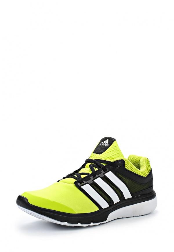 Кроссовки adidas Performance M21589 жёлтые, чёрные