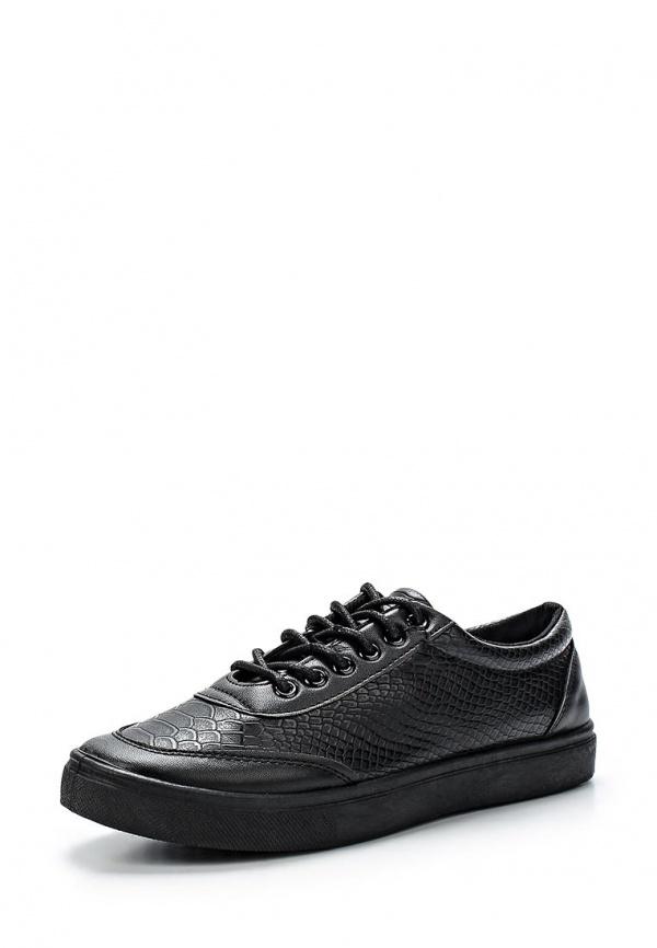 Кеды WS Shoes 215 чёрные