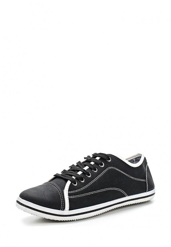 Кеды WS Shoes F-3 чёрные