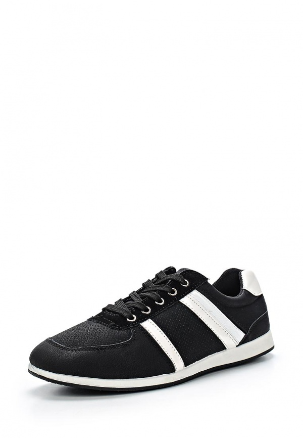 Кроссовки WS Shoes YY-82 чёрные