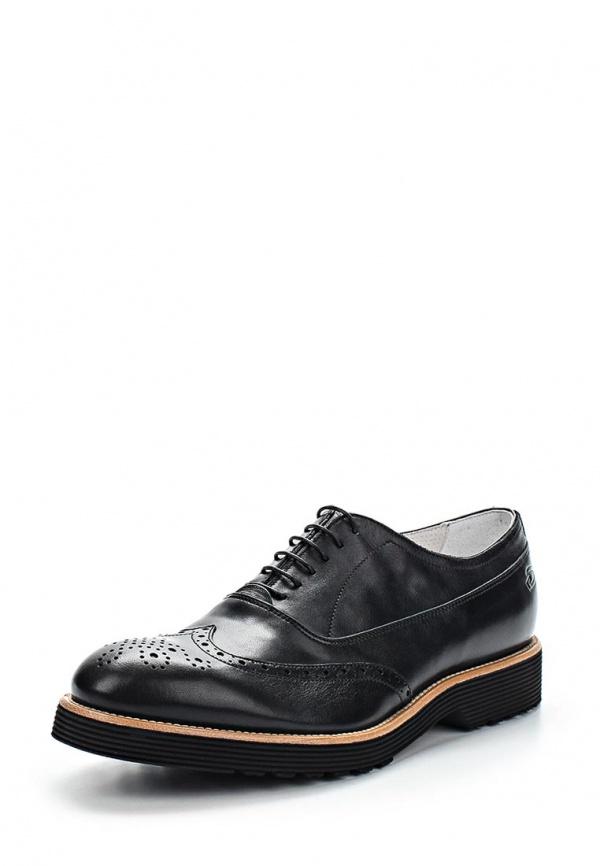 Ботинки Guardiani Sport SU70516A чёрные